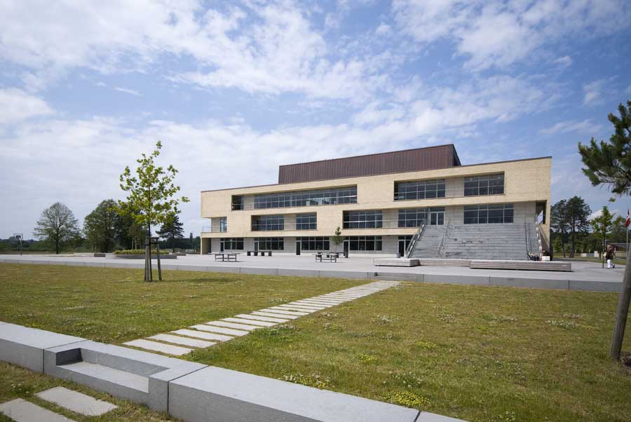 German school architecture schools germany education for Architecture colleges