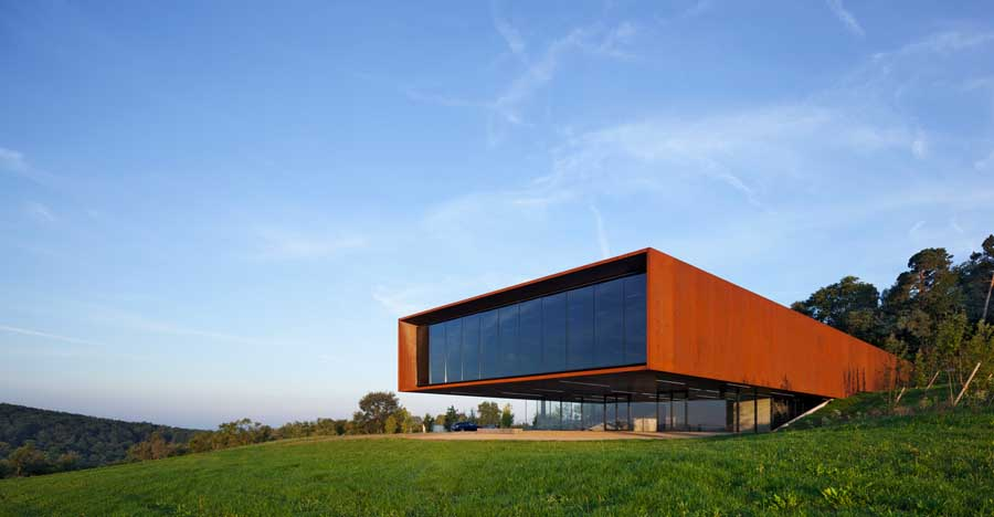 Celtic Museum by Kada Wittfeld Architektur