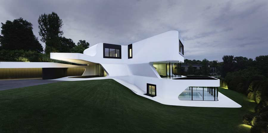 New houses house designs e architect - Britains most modern buildings the contemporary design competition ...