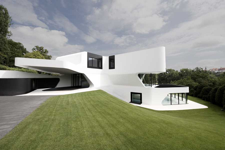 German buildings architecture e architect for Small house design germany