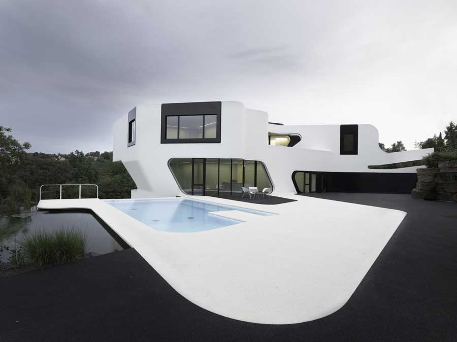 Dupli casa german house ludwigsburg e architect - Connection between lifestyle home design ...