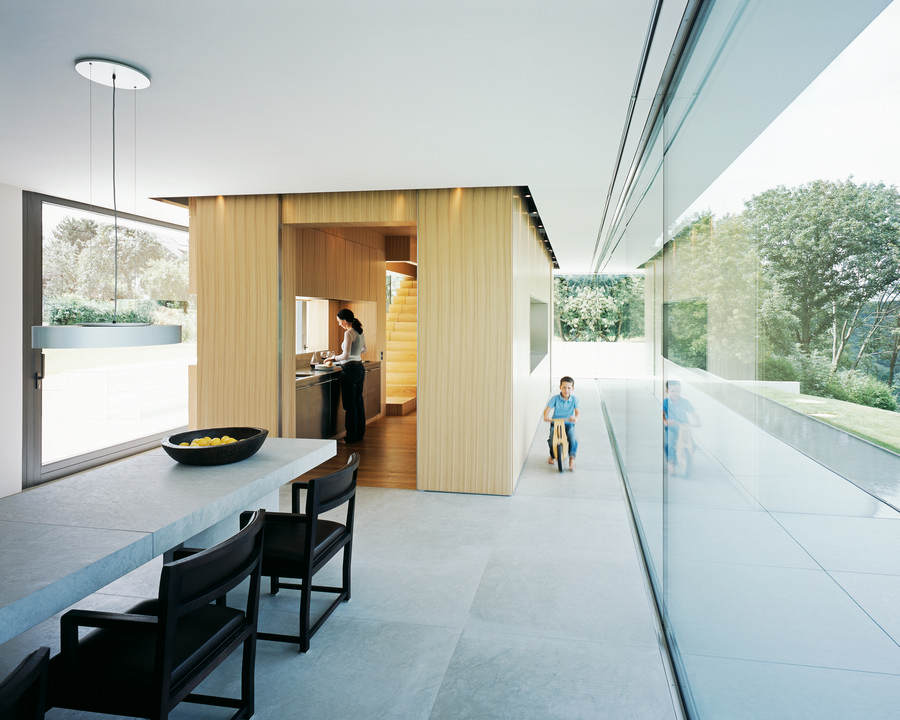 House Philipp Waldenburg Residence E Architect