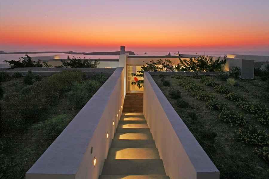 Greek Architecture Buildings In Greece E Architect