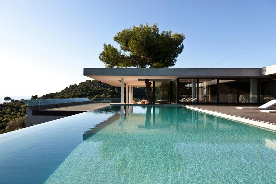 Contemporary Home Designs Residential Property Architect