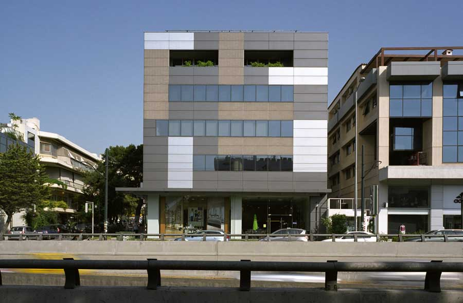 Athens Office Buildings Offices In Greece E Architect