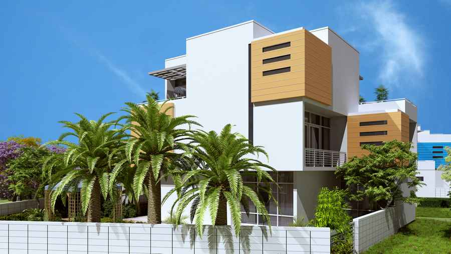 Housing designs residential buildings e architect for Architects for residential homes