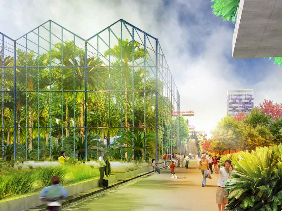 Almere floriade 2022 expo plant library design e architect - The greenhouse residence in rotterdam ...