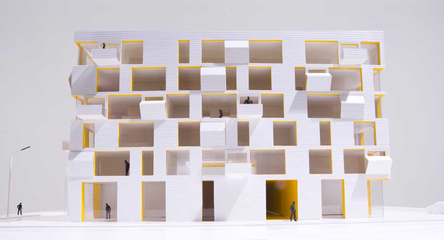 Bloomframe building hofman dujardin architects e architect for Hofman dujardin architects