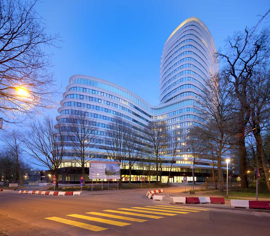 Contemporary Office Development in The Netherlands, Europe