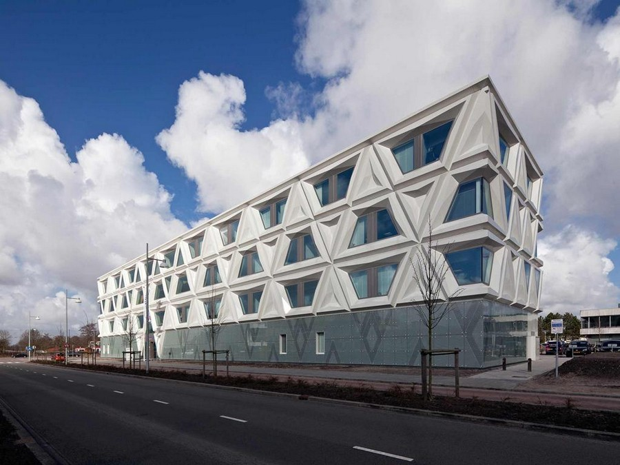 Laboratory For Infectious Diseases Groningen E Architect