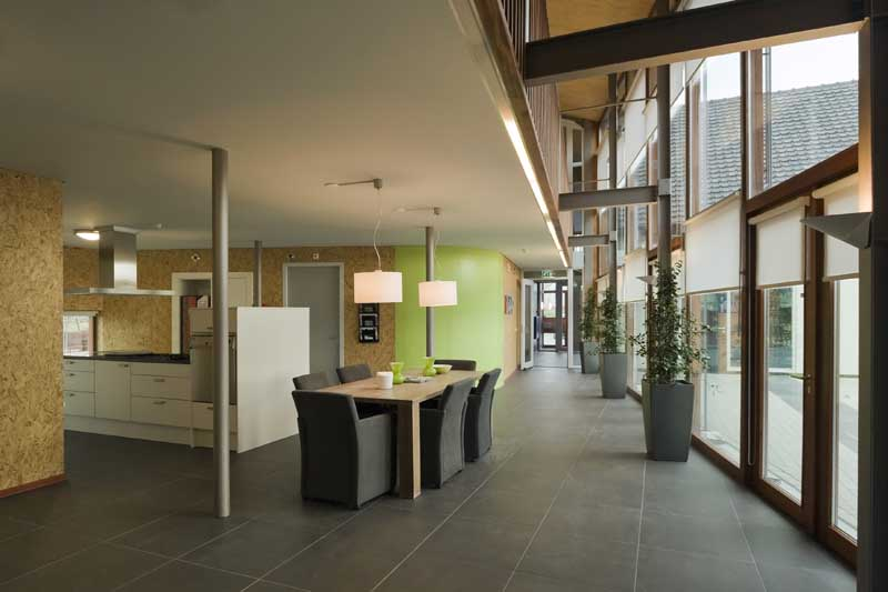 Ronald Mcdonald House Barendrecht Building Dutch