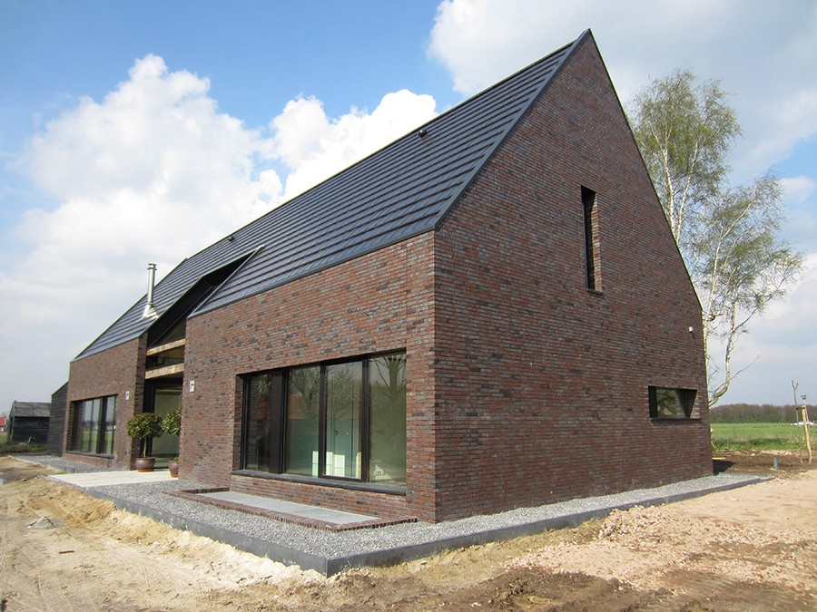 Dutch houses holland homes netherlands property e architect - The contemporary barn ...