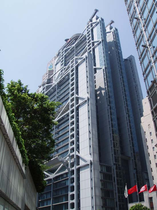 Hong kong office buildings hk offices e architect for Hong kong architecture firms