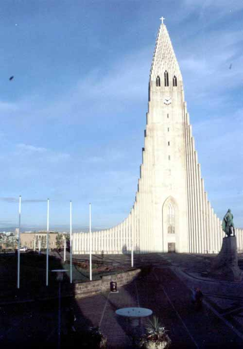 Iceland Architecture : Buildings