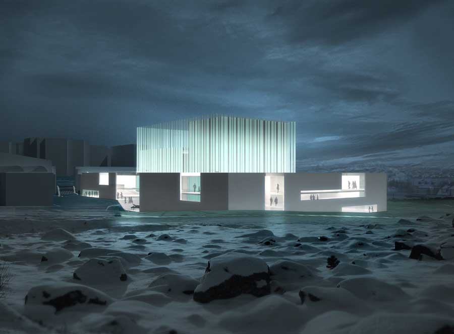 Architecture firms of iceland news for Architecture firms
