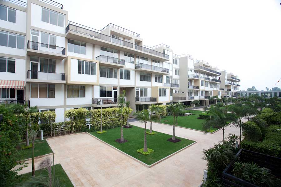Chandigarh India  City pictures : Housing in Chandigarh, India : Marble Arch