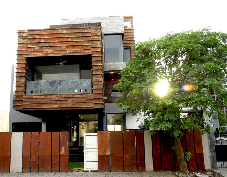 Gurgaon House Indian Residence Home India E architect