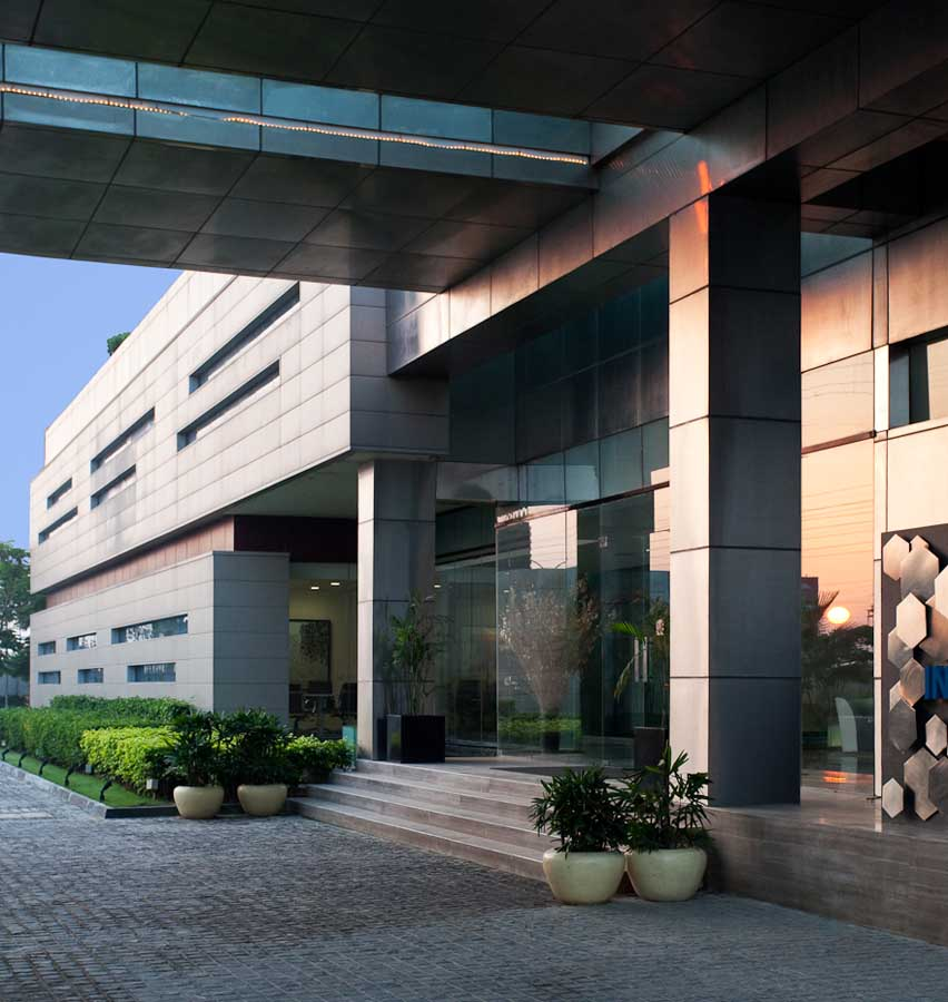 India Glycols Corporate Office Noida Building E Architect