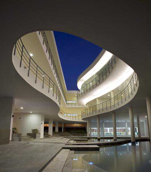 Pearl Academy Of Fashion Jaipur India Architect Pearl