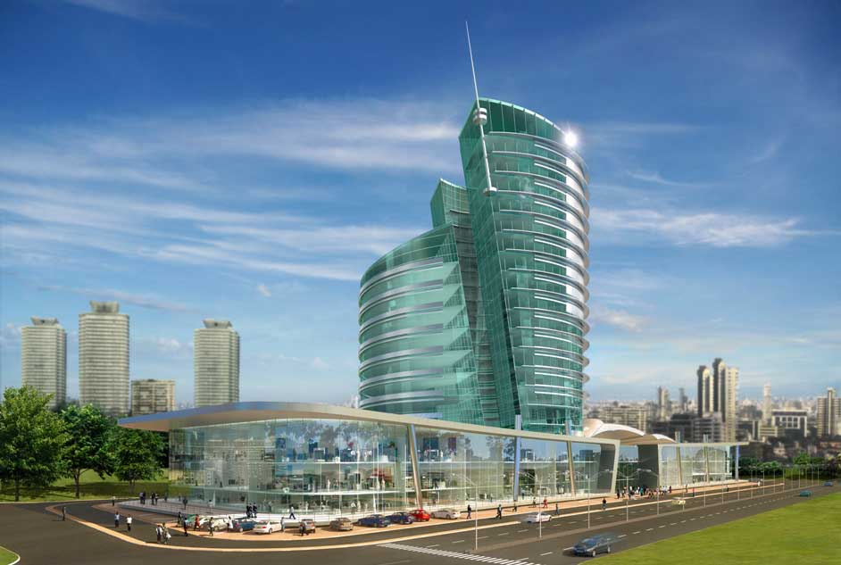 Shah signature mumbai maharashtra building india e Indian building photos