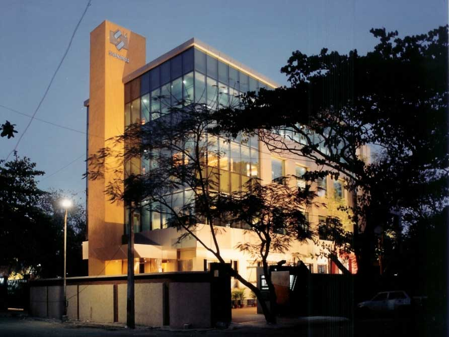 The firm mumbai architects india e architect for Architecture firms in mumbai