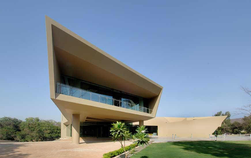 Architecture Buildings In India triose, lonavala building - sanjay puri india - e-architect