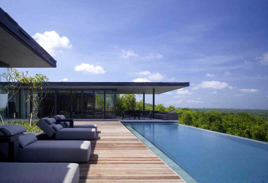 Alila villas uluwatu indonesia r e k a k i t a for Pool design for villa
