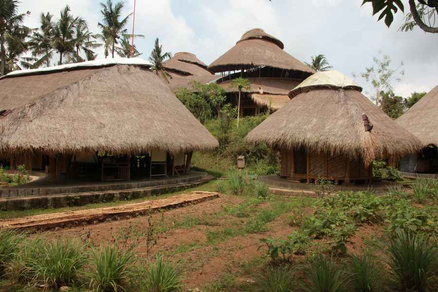 Indonesia Buildings South East Asia Architecture E