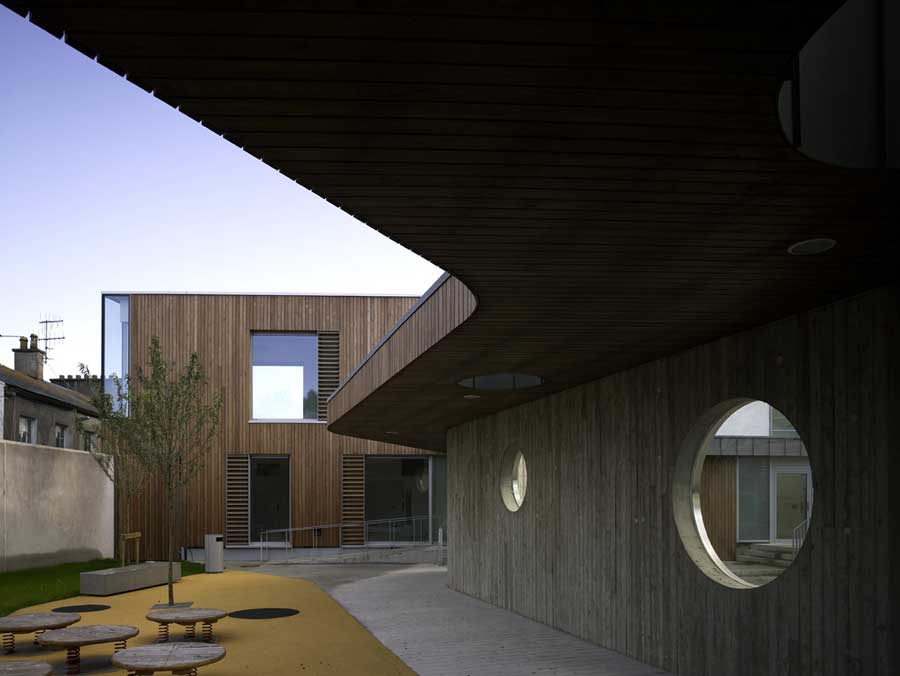 Mccullough Mulvin Architects E Architect