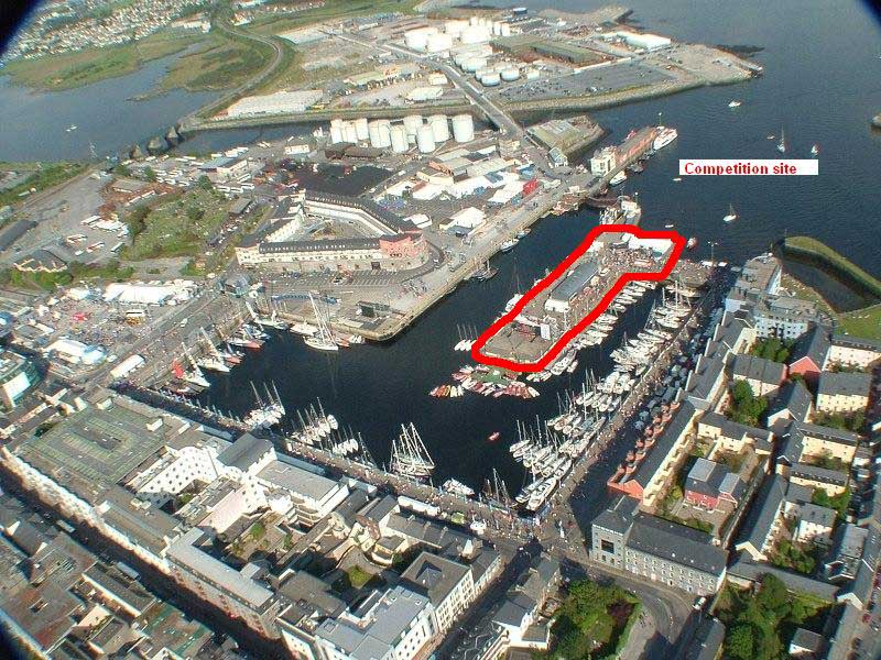Galway Harbour, Irish Building Competition, RIAI Contest, Galway ...