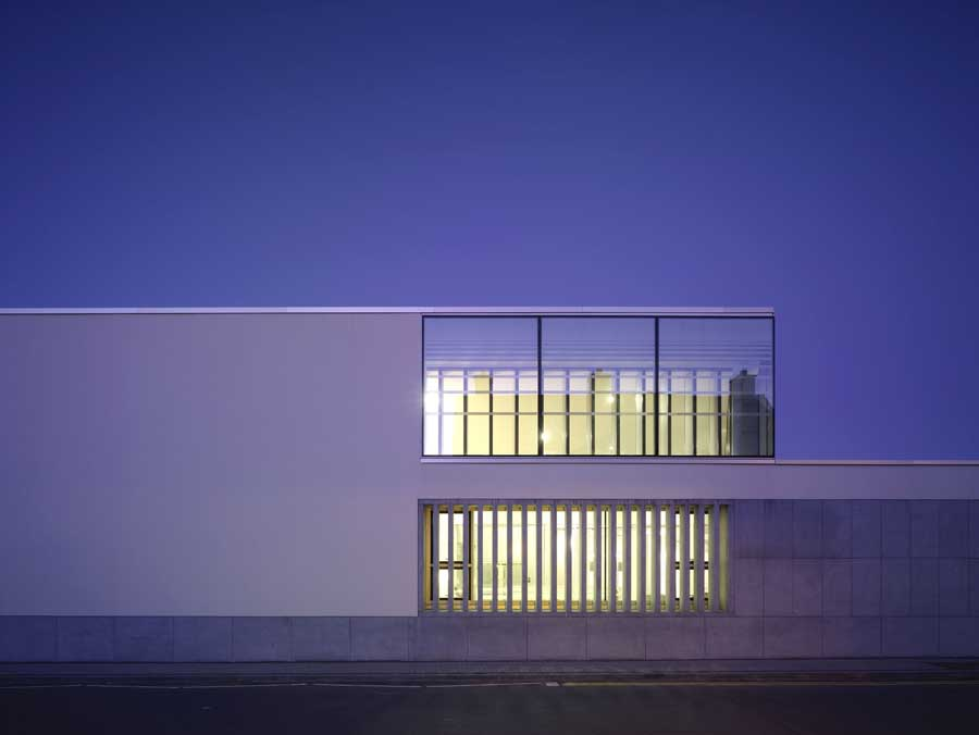 Kilmallock Library Irish Civic Building By Abk Architects