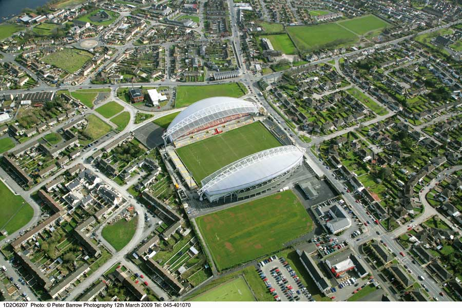 Thomond Park Redevelopment Stadium
