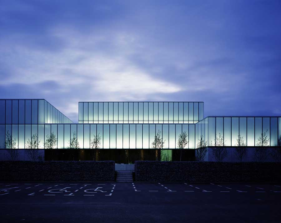 Visual Carlow Ireland George Bernard Shaw Theatre E