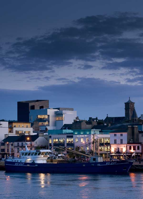 Wexford Opera House Photo : Ros Kavanagh DESIGN CONCEPT