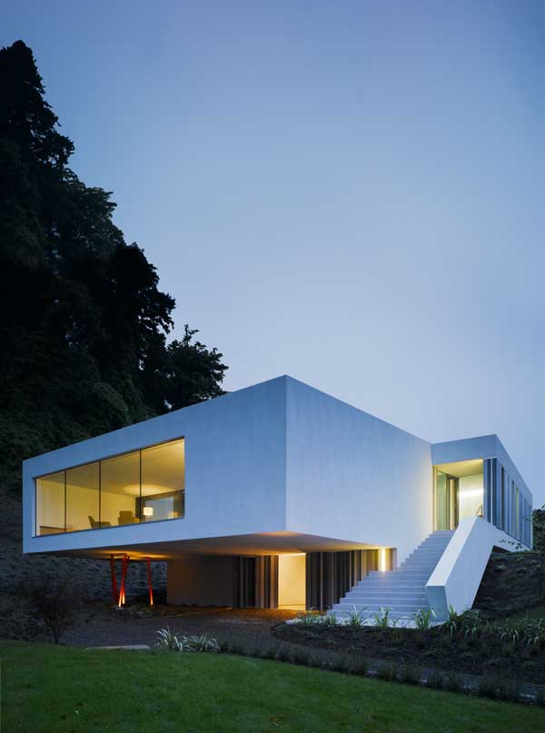 Irish Houses - esidences Ireland, New ire Property - e-architect - ^