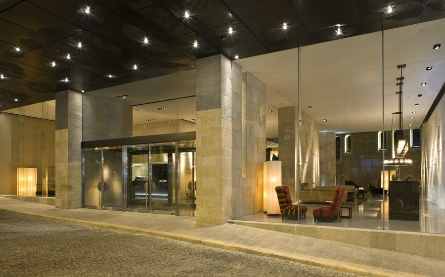 Hotel buildings images architecture e architect for Hotel interior and exterior design