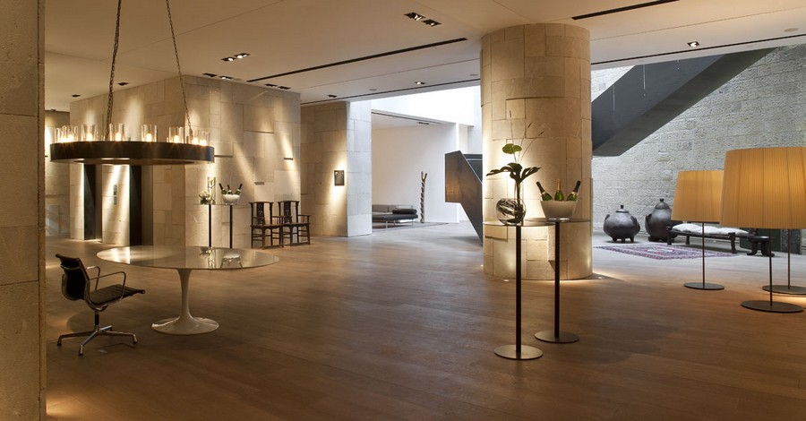 Mamilla hotel jerusalem building e architect for Hotel foyer decor