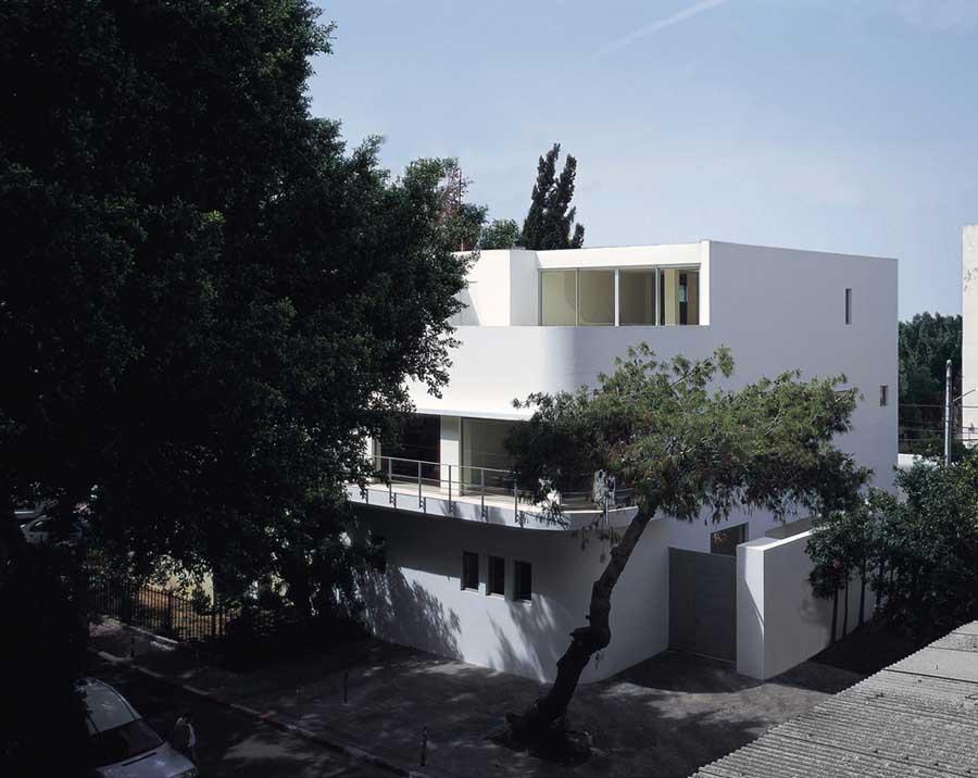 Tel Aviv House Israel Residence Chyutin Architects E