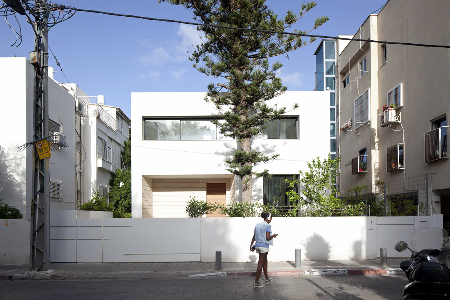 Israeli architecture israel buildings e architect for Villa architect