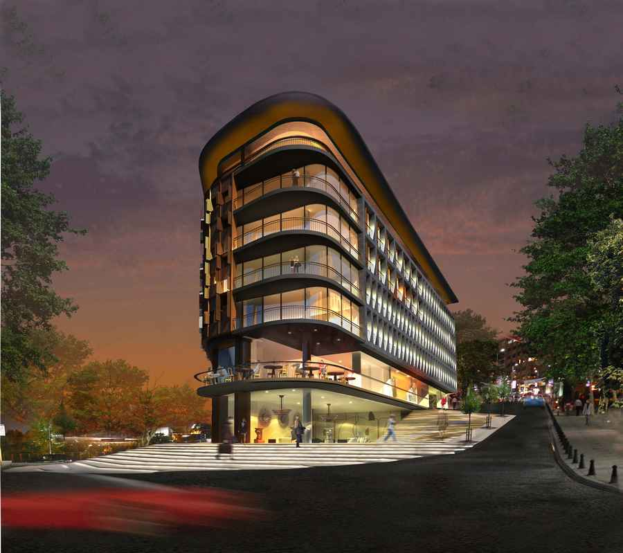 Istanbul architecture turkish buildings e architect for City hotel design