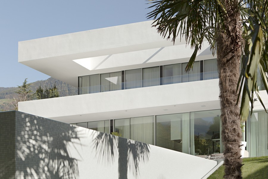 House in Meran - North Italian Residence - e-architect