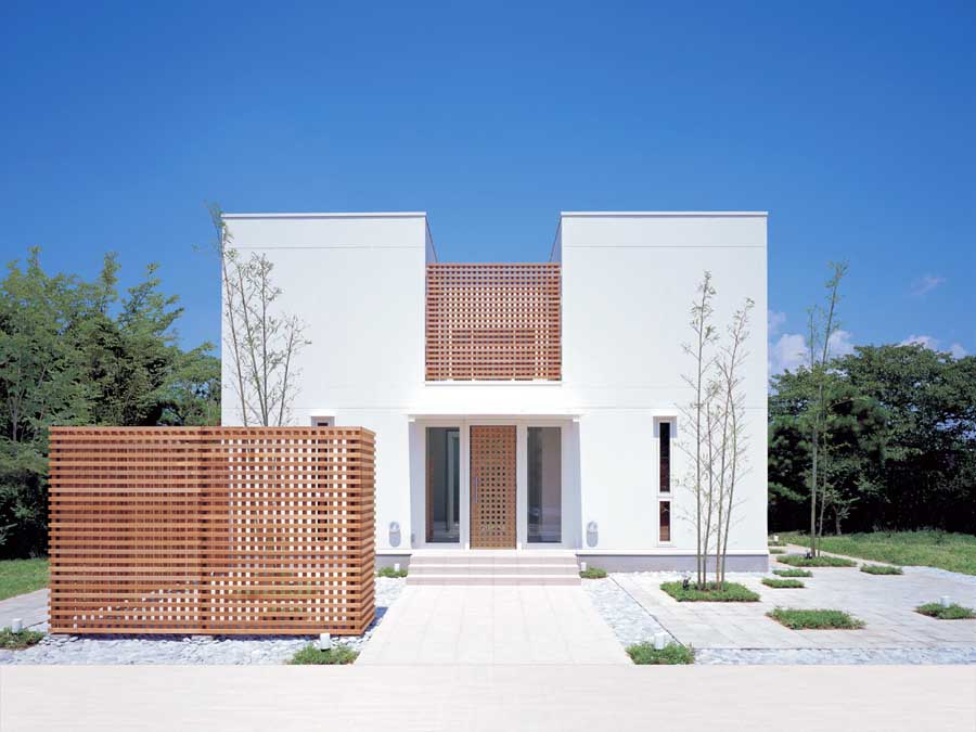 Eddi s house industrialized home japan e architect for Designers and architects