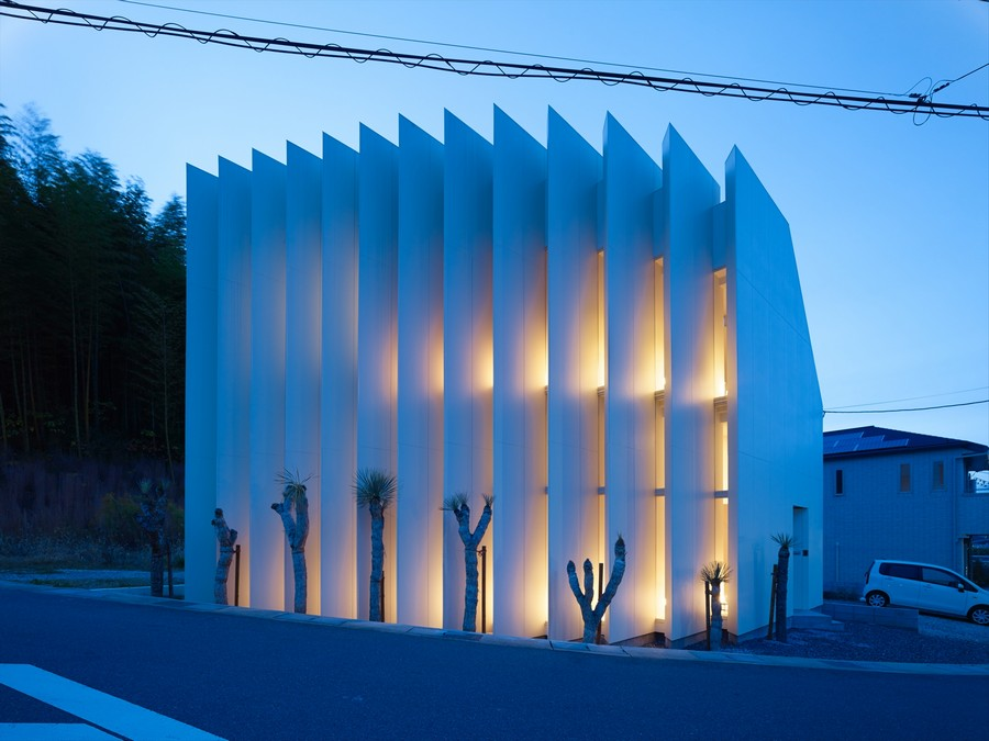 Interesting Modern Architecture Japan Muko Building A In Inspiration Decorating