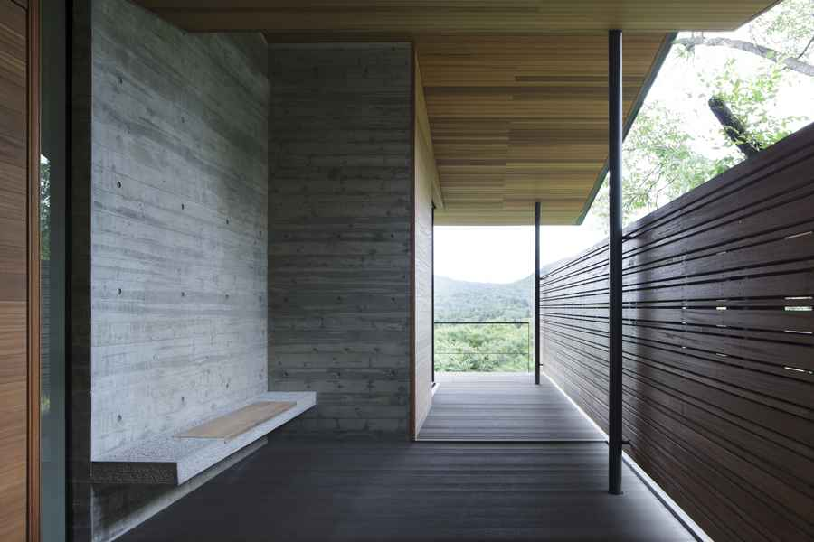 House In Asamayama New Home Nagano E Architect