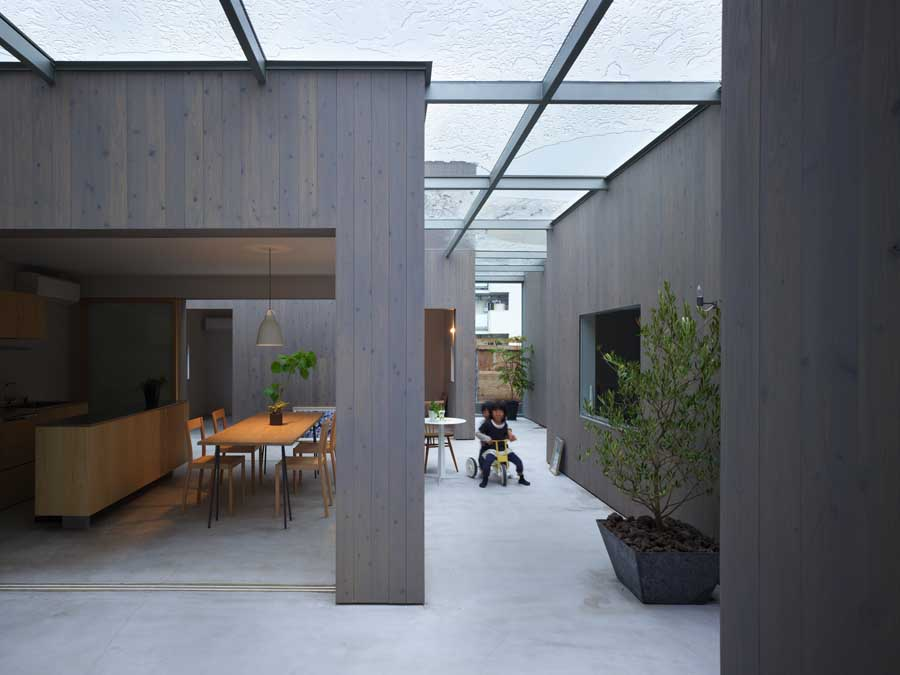 House in Buzen, Playground Residence, New Home Japan - e ...