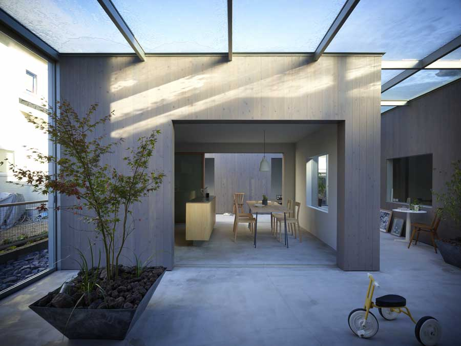 House In Buzen Playground Residence New Home Japan E