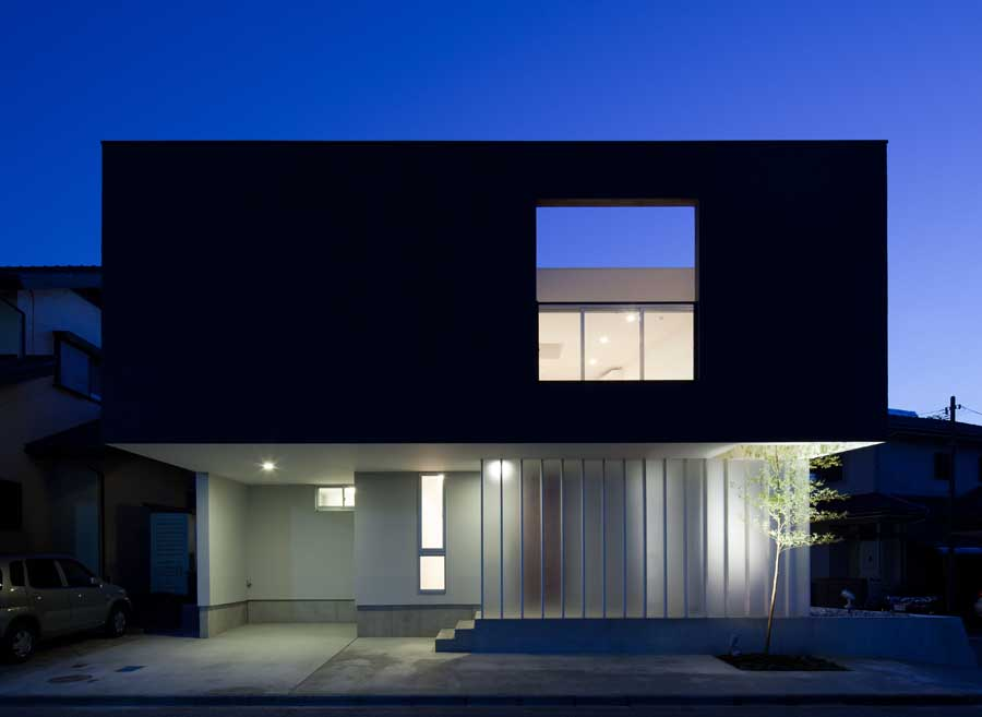 Japanese architects architecture offices japan e architect for In house architect