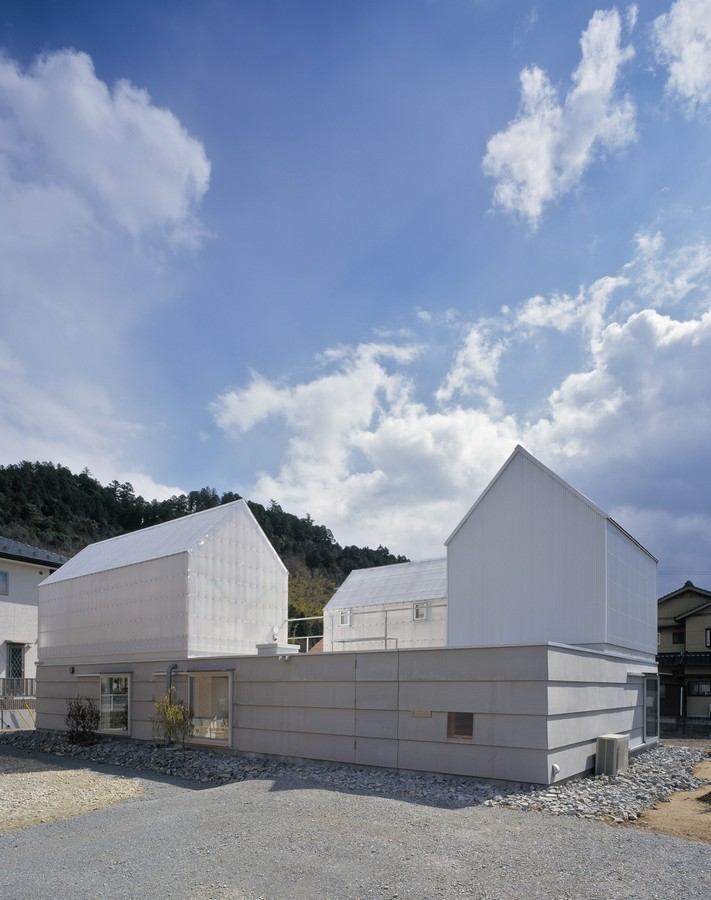 Residential architecture in japan e architect for Residential architect