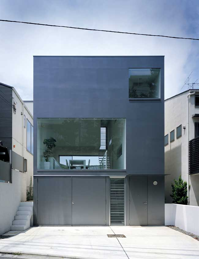 Industrial designer house japan koji tsutsui architects for Designer in the house