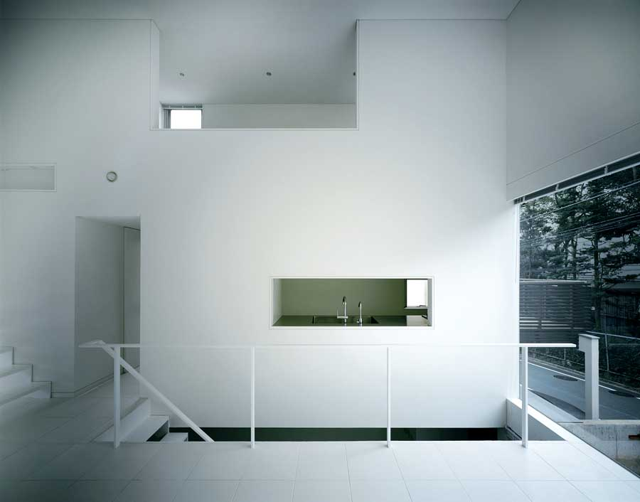 industrial designer house japan koji tsutsui architects e architect. Black Bedroom Furniture Sets. Home Design Ideas